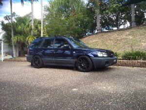 2004 Subaru Forester Bonogin Gold Coast South Preview