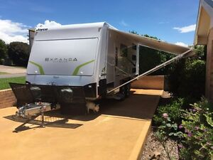 Jayco expanda 20.63 outback 2014 Medowie Port Stephens Area Preview