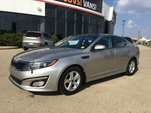 2015 Kia Optima LX 4 Wheel ABS, Stability Control, Cruise Con...