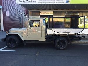 Toyota Landcruiser FJ45 1978 Ute Boonah Ipswich South Preview