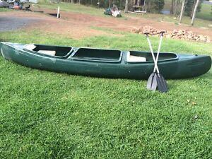 Canoe Canadian Bushranger Australis  14.7 FT (4.5mtr) Gympie Gympie Area Preview