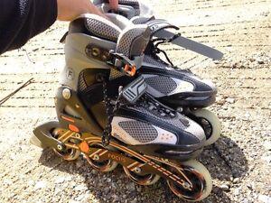 Women's roller blades size 7-10 Monbulk Yarra Ranges Preview