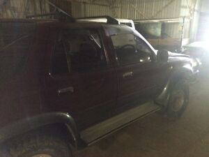 Wrecking 1992 Toyota surf /hilux Henley Brook Swan Area Preview