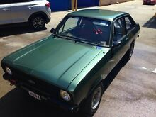 Ford escort mk2  coupe Alexandria Inner Sydney Preview