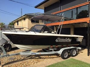 Bertram 18 SWAP OR SELL Margate Redcliffe Area Preview