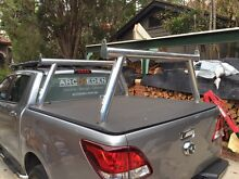 Mazda BT50 ute racks Cremorne North Sydney Area Preview