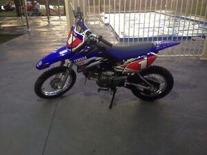 Yamaha TTR 110 cc Camden Camden Area Preview