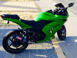 Kawasaki ninja High Wycombe Kalamunda Area Preview