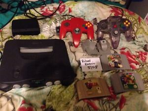 Nintendo 64 bundle Paralowie Salisbury Area Preview