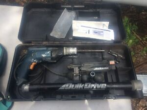 Quick Drive with Bosch screw gun Deagon Brisbane North East Preview