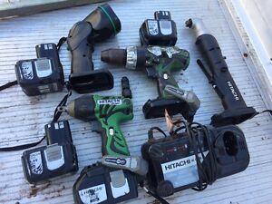 Hitachi cordless tools Strathpine Pine Rivers Area Preview