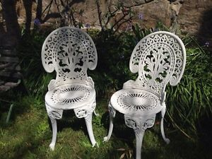 Garden chairs Chatswood West Willoughby Area Preview
