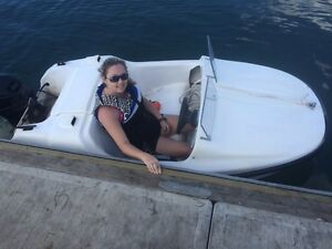 Little speed boat forward steer Elimbah Caboolture Area Preview