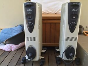 mistral oil heater timer instructions