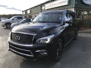 2015 Infiniti QX80 Limited 7 Passenger OVER $100,000 NEW! /4X...