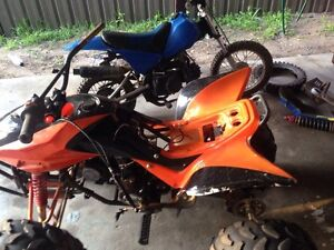 Swap two bike not running for one bike Sutherland Sutherland Area Preview