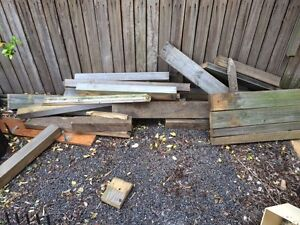 Free Assorted Timber (treated pine) Riverview Lane Cove Area Preview