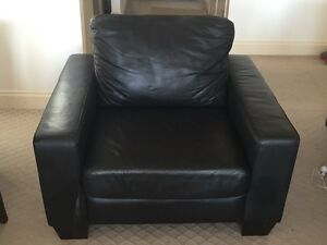 Leather Armchair Five Dock Canada Bay Area Preview