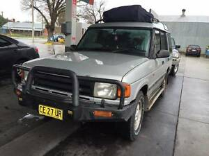Land Rover Discovery (Low Km) + loads of camping extras! Melbourne CBD Melbourne City Preview