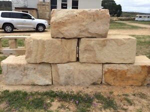 Sandstone retaining wall builders Logan Reserve Logan Area Preview