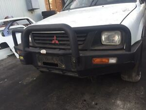 2001 Triton Winch type Bullbar Keysborough Greater Dandenong Preview