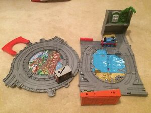 Thomas the Tank Engine travel sets Rouse Hill The Hills District Preview