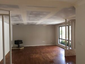 Small job & Water damage Gyprock specialist 261065c Ryde Ryde Area Preview