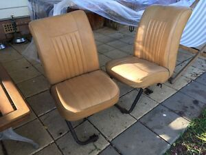 Beford Van Dickie Seats suit VW Kombi bus Riverstone Blacktown Area Preview