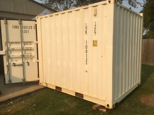 10ft Shipping Container Bundaberg Central Bundaberg City Preview