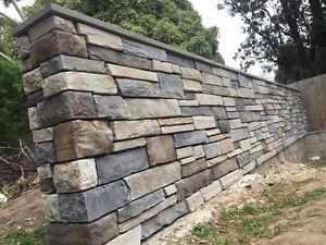 Stonework/Brickwork/blockwork/paving/sleeper Walls Epping Whittlesea Area Preview
