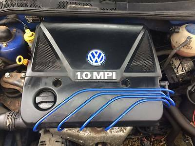 BLUE 8MM PERFORMANCE IGNITION LEADS WILL FIT. VW GOLF POLO LUPO 1.0 1.4 QUALITY