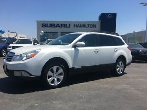 2011 Subaru Outback 3.6 R 3.6 TOURING | ONE OWNER | NO ACCIDENTS