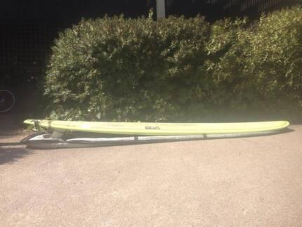 9ft1  Full Circle Mal Surfboard