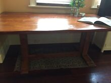 Large, Solid Dining Table (seats 10) Stanmore Marrickville Area Preview