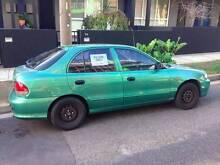 1998 Hyundai Excel Sedan Preston Darebin Area Preview