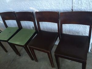 Old pub chairs $25 lot Charlestown Lake Macquarie Area Preview