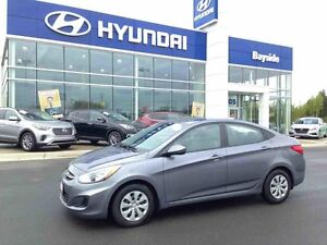 2017 Hyundai Accent GL WOW ONLY 2008 kms!!!