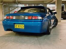 1996 Nissan 200SX S14 (243KW) Belmore Canterbury Area Preview