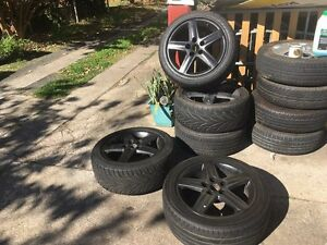 Two sets of Audi A4 $200 each Darra Brisbane South West Preview