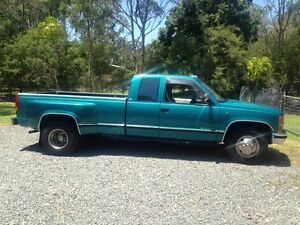 Chevy Silverado C3500. Fresh 6.5ltr t/d engine and transmission. Medowie Port Stephens Area Preview