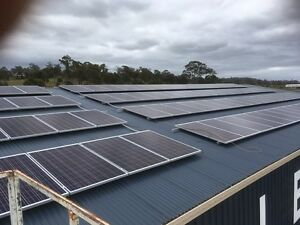 Second hand and new solar panels 250watt  NEW Systems also Mornington Clarence Area Preview