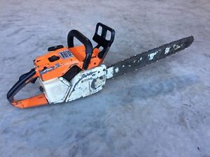 Stihl 056 Magnum chainsaw Walloon Ipswich City Preview