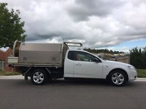 FG Falcon one tonne ute dedicated gas Ford Beaconsfield Cardinia Area Preview