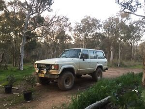 Toyota landcruiser 60 series turbo hj60 4x4 hilux 80 gq Gundaroo Yass Valley Preview