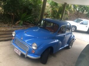 1961 Morris Minor Ormeau Hills Gold Coast North Preview
