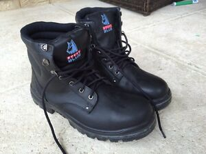 Work Boots - Steel Blue size 12 mens Darch Wanneroo Area Preview