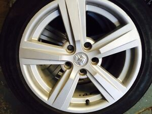 Vz ss 17 inch wheels Box Hill South Whitehorse Area Preview