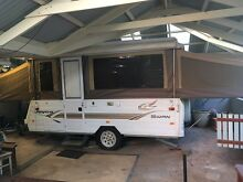 2005 jayco swan campervan Williamstown Barossa Area Preview