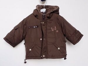 Boy's Woof! by Minihaha coat - size 00 Malvern East Stonnington Area Preview