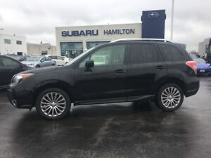 2014 Subaru Forester 2.0XT Touring ONE OWNER | TURBO ENGINE